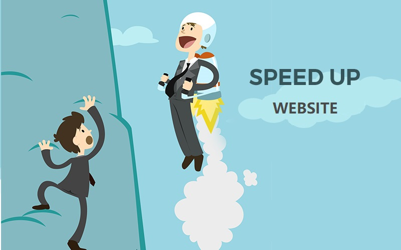 increase the speed of your website